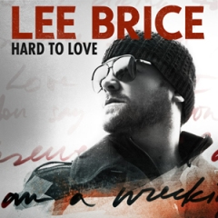 Lee Brice In knit cap and sun glasses